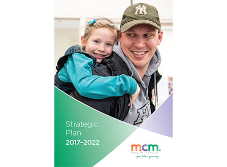 Melbourne City Mission Strategic Plan 2017-2022