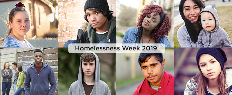 Homelessness Week 2019