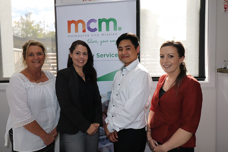 MCM providing NDIS support in Bendigo